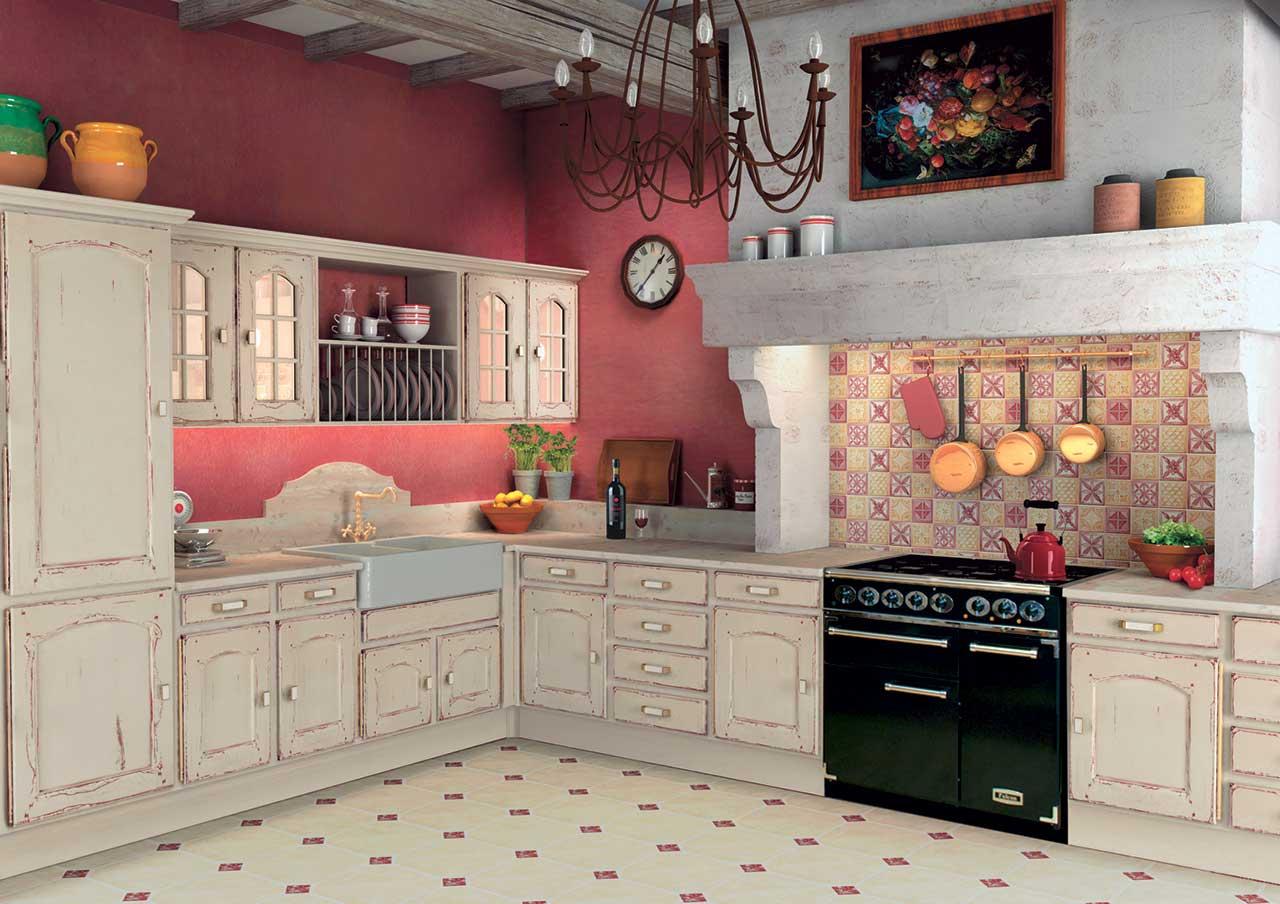 Meubles MARINIER - Cuisine Visconti